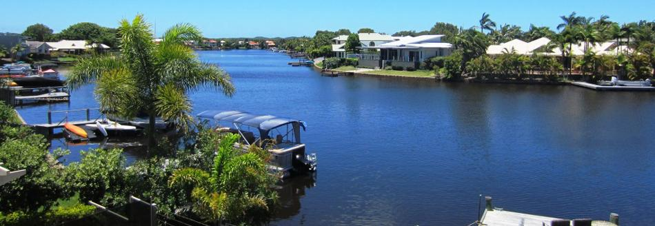 Noosa Waters canal
